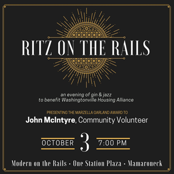 Washingtonville Ritz at the Rails Event